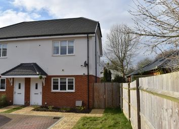 Thumbnail 2 bed semi-detached house for sale in Sovereign Gardens, Ash Vale