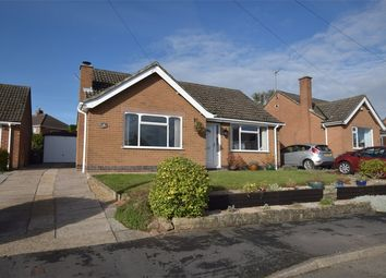 Thumbnail Detached bungalow for sale in Ruffstone Close, Holbrook, Belper, Derbyshire