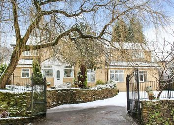 Thumbnail 8 bed detached house for sale in Town Lane, Charlesworth, Glossop, Derbyshire