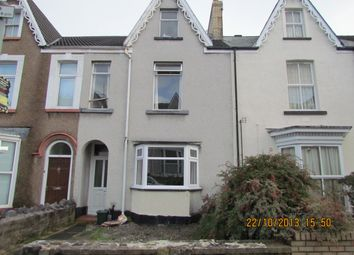 Thumbnail 4 bedroom property to rent in King Edwards Road, Brynmill, Swansea
