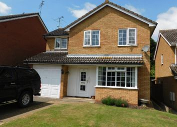 Thumbnail 3 bed detached house for sale in The Brickfields, Stowmarket