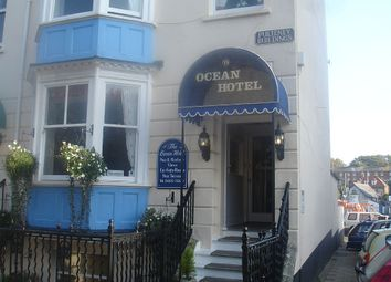 Thumbnail Hotel/guest house for sale in The Esplanade, Weymouth, Dorset