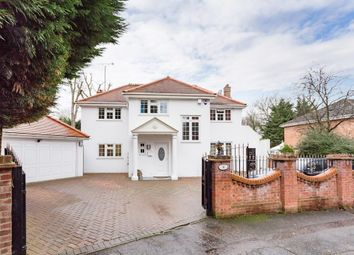 Thumbnail 7 bed detached house for sale in Barnaby Way, Chigwell