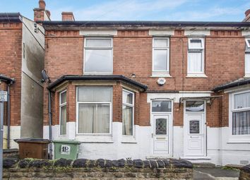 Thumbnail 3 bedroom property for sale in Rothesay Avenue, Nottingham
