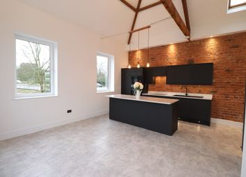 Thumbnail 3 bed flat for sale in Corporation Road, Carlisle