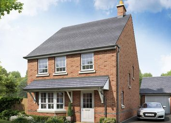 "Thumbnail 4 bed detached house for sale in ""Chesham"" at Tay Road, Lubbesthorpe, Leicester"