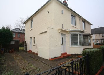 Thumbnail 2 bed semi-detached house for sale in Nimmo Drive, Govan, Glasgow