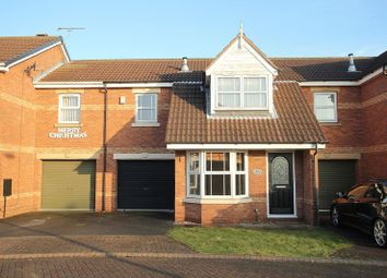 Thumbnail 3 bed terraced house for sale in Saltwell Park, Kingswood, Hull