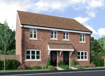 "Thumbnail 2 bed semi-detached house for sale in ""Beeley"" at Hollybush Lane, Burghfield Common, Reading"