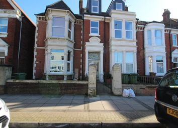 Thumbnail 4 bedroom flat to rent in Old London Road, Portsmouth
