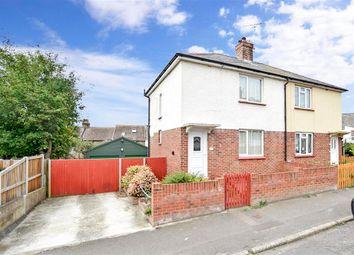 Woodford Avenue, Ramsgate, Kent CT12. 2 bed semi-detached house