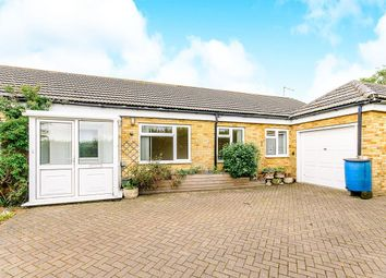 Thumbnail 3 bed bungalow for sale in Alland Grange Lane, Manston, Ramsgate