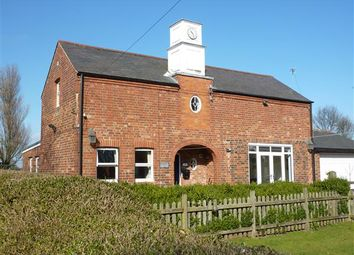 Thumbnail 2 bed detached house for sale in The Coach House, Holmfield, Station Road, North Thoresby, Grimsby