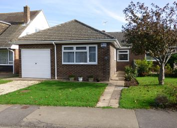 Thumbnail 3 bed semi-detached bungalow to rent in Gloster Drive, Bognor Regis