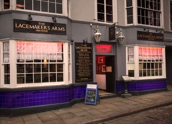 Thumbnail Restaurant/cafe to let in High Pavement, Nottingham