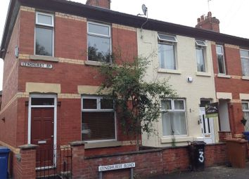 Thumbnail 2 bedroom end terrace house to rent in Lyndhurst Road, North Reddish, Stockport