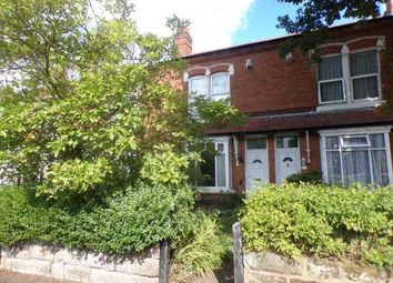 Thumbnail 3 bedroom terraced house for sale in Station Road, Kings Norton, Birmingham, West Midlands