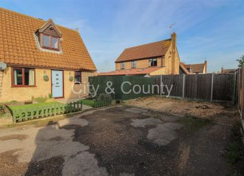 Thumbnail 2 bedroom semi-detached house for sale in Chatsfield, Werrington, Peterborough