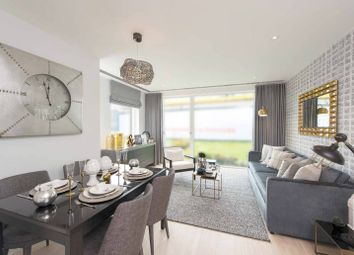 Thumbnail 3 bed flat for sale in Cherry Orchard Road, East Croydon