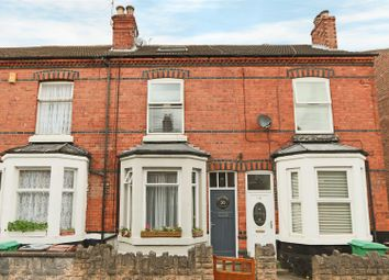Thumbnail 3 bed terraced house for sale in Church Drive, Carrington, Nottingham