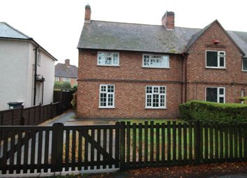 Thumbnail 3 bed semi-detached house to rent in Hallam Crescent East, Leicester
