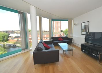 Thumbnail 3 bed flat to rent in Navigation Building, Highpoint Village