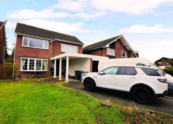Thumbnail 4 bed detached house for sale in Beechwood Park Road, Solihull