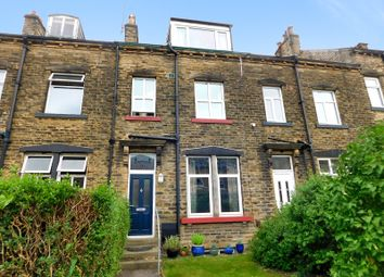 Thumbnail 4 bed terraced house for sale in Bromley Road, Shipley, Bradford