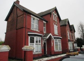 Thumbnail 4 bed flat to rent in Beeches Road, West Bromwich, Birmingham