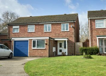 Thumbnail 3 bedroom semi-detached house for sale in Rosedale Gardens, Thatcham