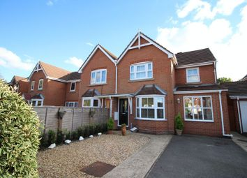 Thumbnail 3 bed semi-detached house for sale in Cobham Grove, Whiteley, Fareham