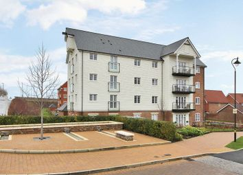 Thumbnail 1 bed flat for sale in Harpers Lodge, Arundale Walk, Horsham, West Sussex