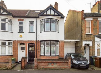 Thumbnail 4 bed semi-detached house to rent in Northbank Road, London