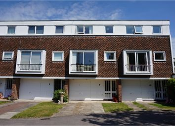 Thumbnail 4 bed town house for sale in Tower Street, Chichester