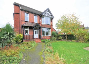 Thumbnail 6 bed detached house for sale in Wellington Road North, Heaton Chapel, Stockport, Cheshire