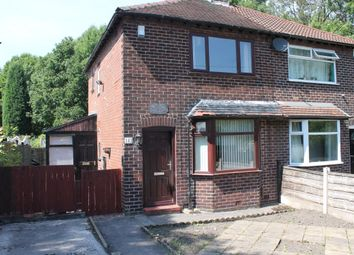 Thumbnail 2 bedroom property to rent in Mill Lane, Denton, Manchester