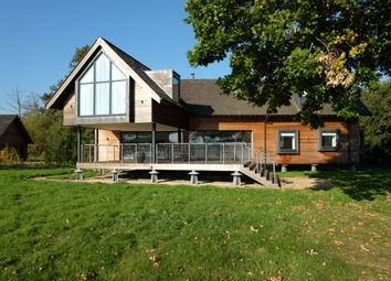 Thumbnail 3 bed detached house to rent in Brundall, Norwich, Norfolk