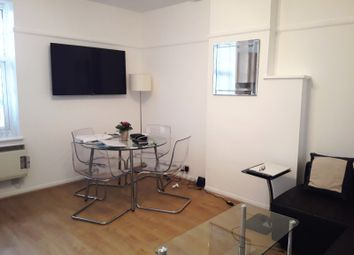 Thumbnail 1 bedroom flat to rent in Sussex Gardens, Marble Arch