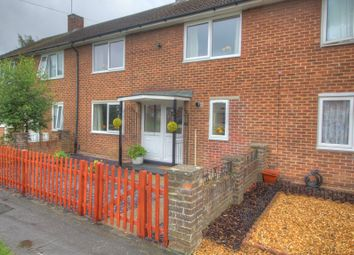 Thumbnail 4 bed terraced house for sale in Anderby Road, Southampton