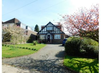 Thumbnail 3 bed detached house for sale in Collingwood Rise, Heathfield