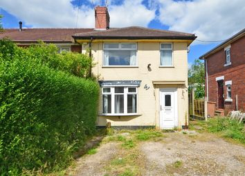Thumbnail 3 bed semi-detached house for sale in Langford Road, Bucknall, Stoke-On-Trent