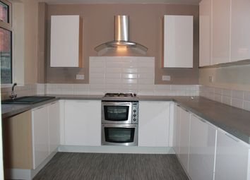 Thumbnail 4 bed end terrace house to rent in Noel Street, Nottingham