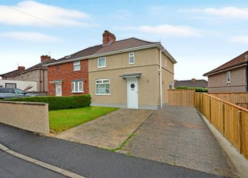 Thumbnail 3 bed semi-detached house for sale in Wrington Crescent, Bedminster Down, Bristol