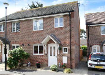 Thumbnail 3 bed semi-detached house for sale in The Limes, Rustington, Littlehampton