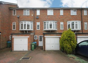 Thumbnail 4 bed terraced house for sale in Croft Court, Croft Road, Aylesbury