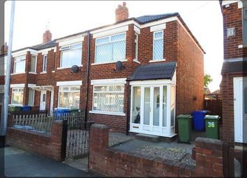 Thumbnail 2 bed end terrace house to rent in Aston Road, Willerby