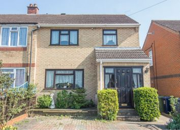 Thumbnail 3 bed semi-detached house for sale in Montagu Road, Huntingdon