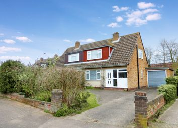 Thumbnail 3 bed semi-detached house for sale in Westfield Drive, Coggeshall, Colchester
