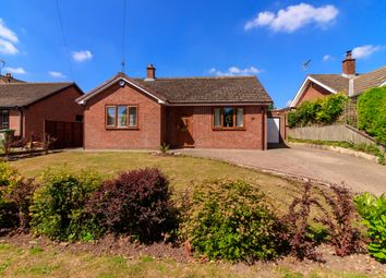 Thumbnail 3 bed bungalow for sale in Leverton Road, Sturton Le Steeple
