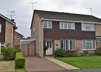 Thumbnail 3 bed semi-detached house for sale in Yaverland Drive, Bagshot